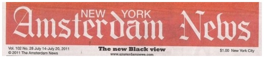 Amsterdam News: July 14th, 2011